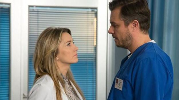 Hana zdobędzie się na odwagę i wyzna Piotrowi, że miała romans z Radwanem! /www.nadobre.tvp.pl/