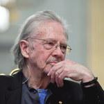 Handke przerwał konferencję noblowską: To nie jest miejsce do pytań o wojnę w byłej Jugosławii