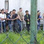 Handlarze wrócili już do hali w Wólce Kosowskiej