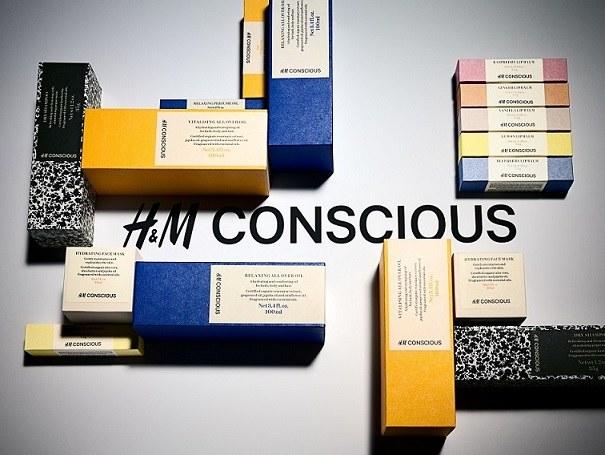 H&M: Linia kosmetyków Conscious Beauty Collection /materiały prasowe