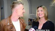 """Hania Lis """"flirtuje"""" z dziennikarzem! """"Możemy mówić sobie na ty?"""""""