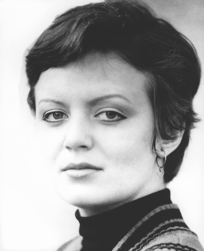 Hanna Banaszak, 1978 rok /Marek Karewicz /Agencja FORUM