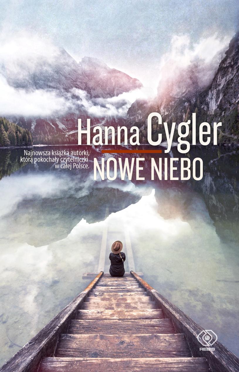 Hanna Cygler - Nowe niebo /materiały promocyjne