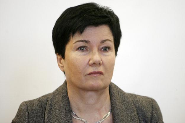 Hanna Gronkiewicz-Waltz / fot. Z. Kaczmarek /East News