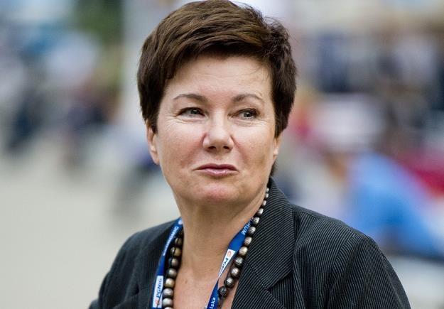 Hanna Gronkiewicz-Waltz ma wielkie szanse na reelekcję w Warszawie /Reporter