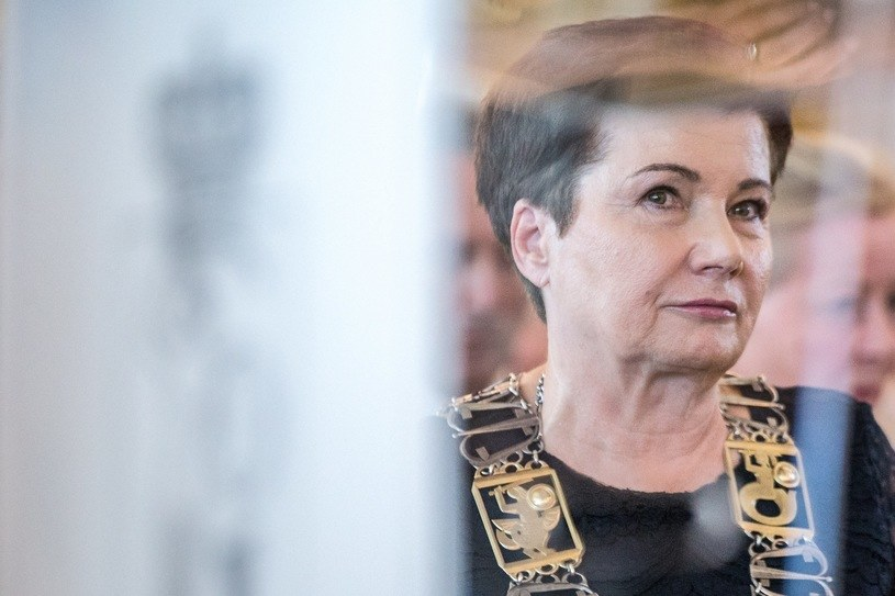 Hanna Gronkiewicz-Waltz nie stawi się przed komisją ds. reprywatyzacji /Andrzej Iwańczuk/Reporter /East News