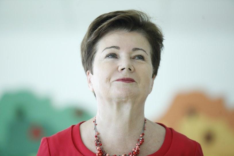 Hanna Gronkiewicz-Waltz nie zamierza składać zeznań przed komisją /Stefan Maszewski /Reporter