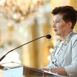 Hanna Gronkiewicz-Waltz: Niezłomna Warszawa będzie się domagać przestrzegania konstytucji