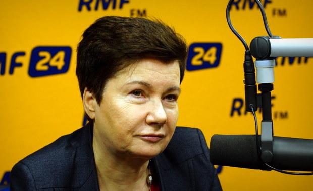 Hanna Gronkiewicz-Waltz: Uważam, że Kidawa-Błońska została trochę instrumentalnie potraktowana