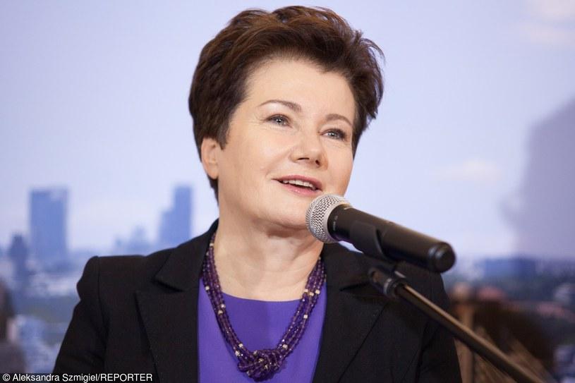Hanna Gronkiewicz-Waltz /Aleksandra Szmigiel - Wiśniewska /Reporter