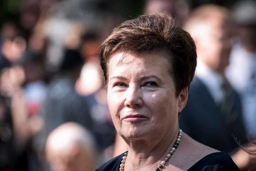 Hanna Gronkiewicz-Waltz /Jacek Domiński /East News