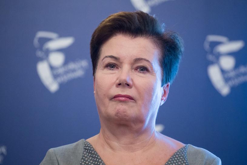 Hanna Gronkiewicz-Waltz /Mateusz Włodarczyk /Agencja FORUM