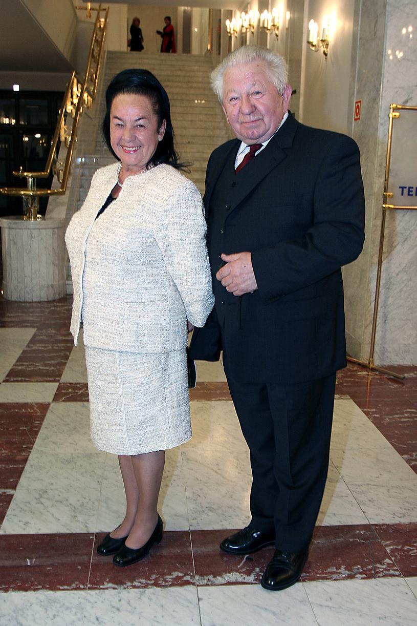 Hanna i Antoni Gucwińscy /Niemiec /AKPA