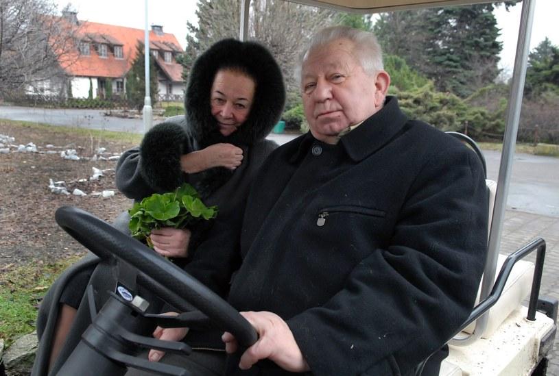Hanna i Antoni Gucwińscy /Miłosz Poloch /Reporter