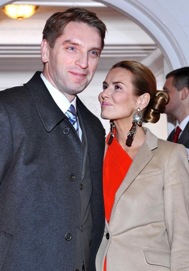 Hanna i Tomasz, fot.Andras Szilagyi  /MWMedia