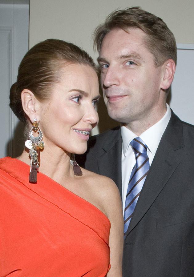 Hanna i Tomasz Lisowie, fot.Jarosław Antoniak  /MWMedia