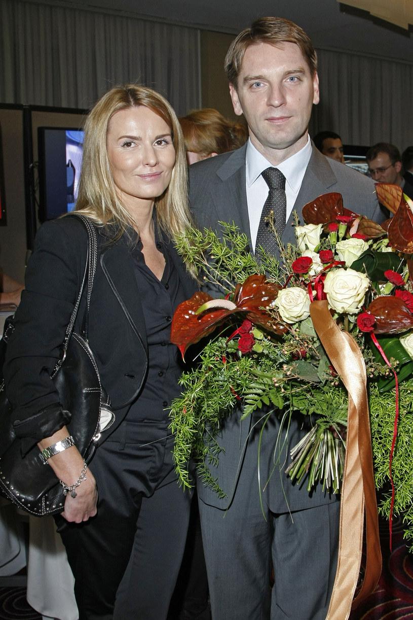 Hanna i Tomasz Lisowie /Engelbrecht /AKPA