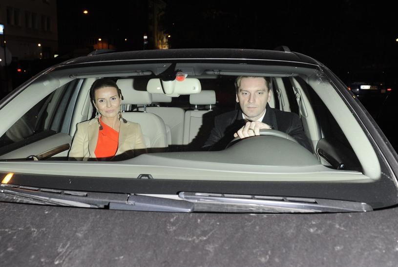 Hanna i Tomasz Lisowie /- /East News
