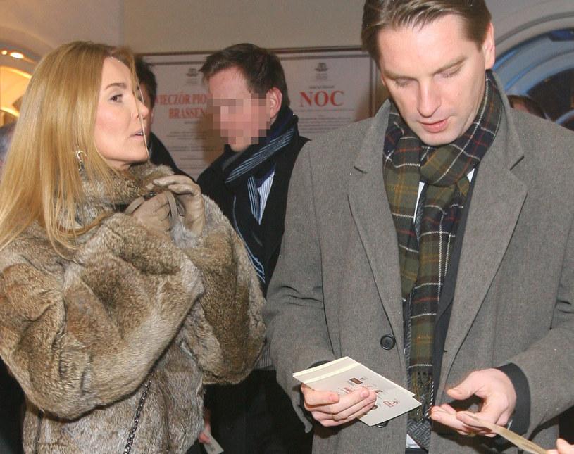Hanna i Tomasz Lisowie /- /MWMedia
