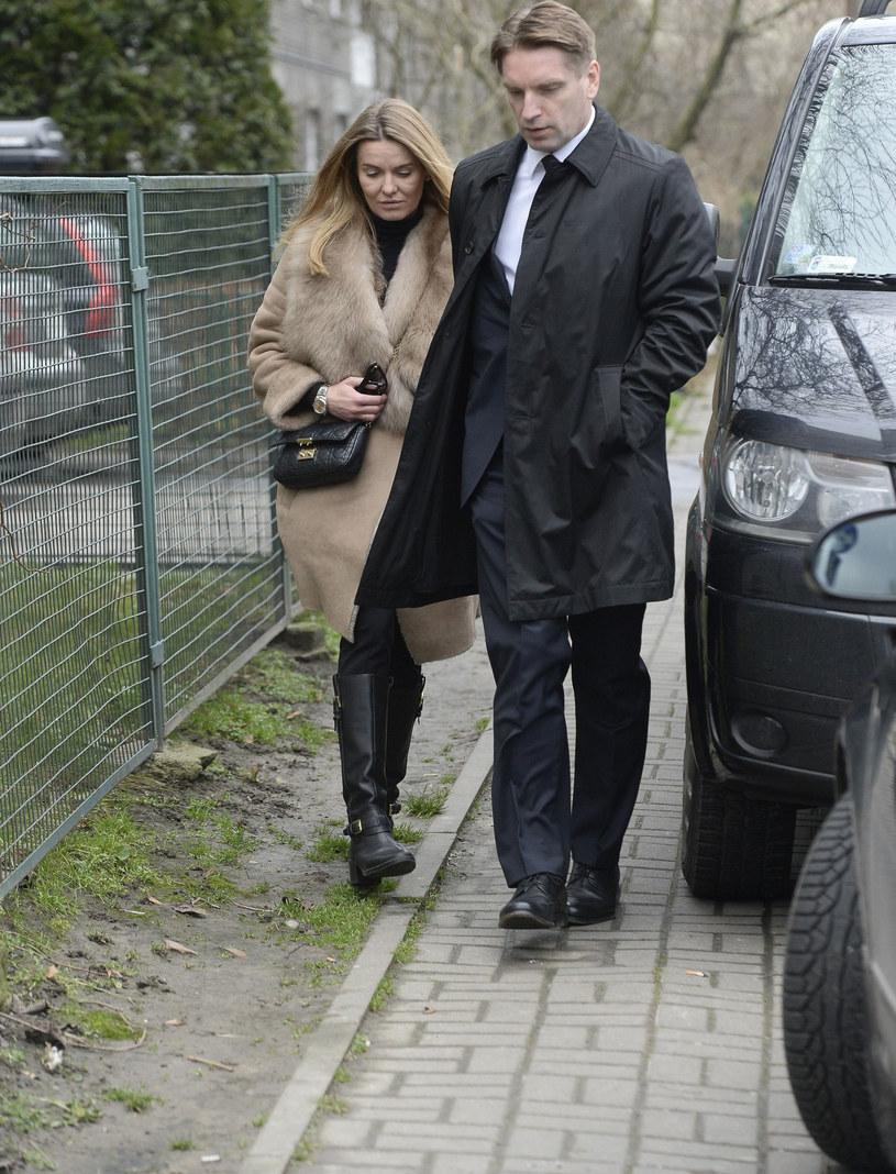 Hanna i Tomasz Lisowie /Tricolors /East News