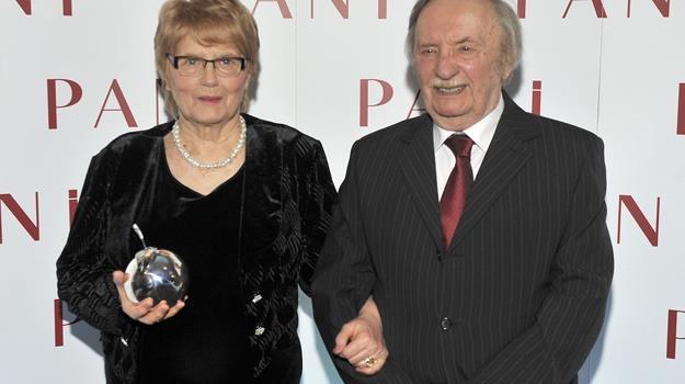 Hanna i Wojciech Pokorowie niebawem będą obchodził 60-lecie małżeństwa / fot. Kurikowski /AKPA