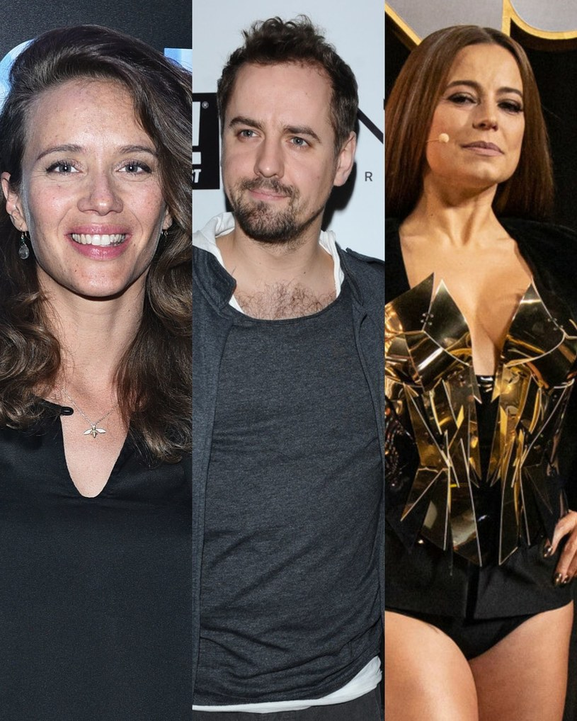 Hanna Konarowska, Jakub Wons, Anna Mucha /East News /East News