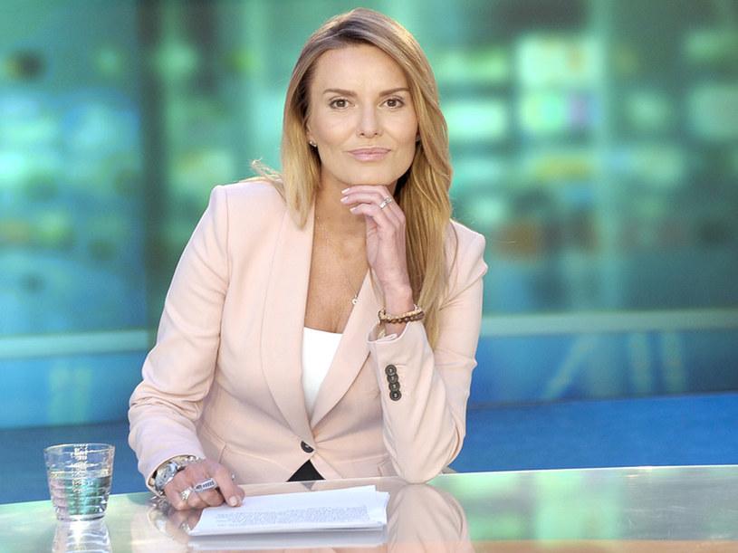 Hanna Lis 20 lat temu zaczęła przygodę z telewizją /AKPA