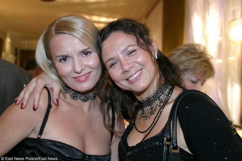 Hanna Lis i Kinga Rusin /- /East News