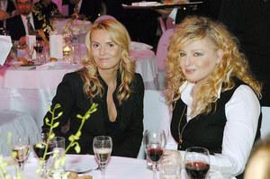 Hanna Lis i Magda Gessler znają się nie od dziś /    /AKPA