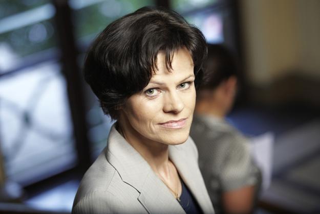 Hanna Majszczyk, wiceminister finansów RP /Informacja prasowa