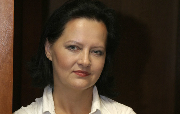 Hanna Polk, fot.Krzysztof Jarosz  /Agencja FORUM