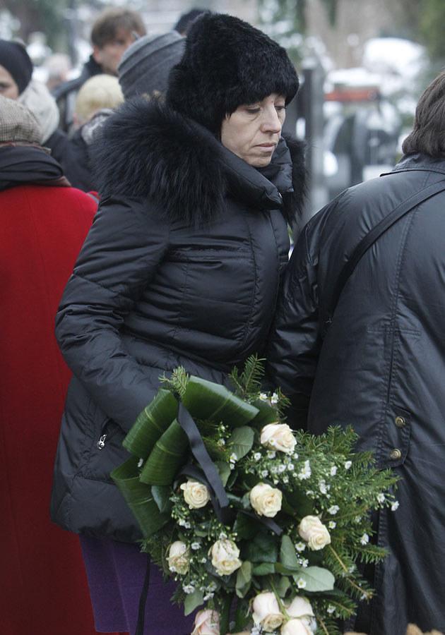 Hanna Śleszyńska, fot.Michał Baranowski  /AKPA