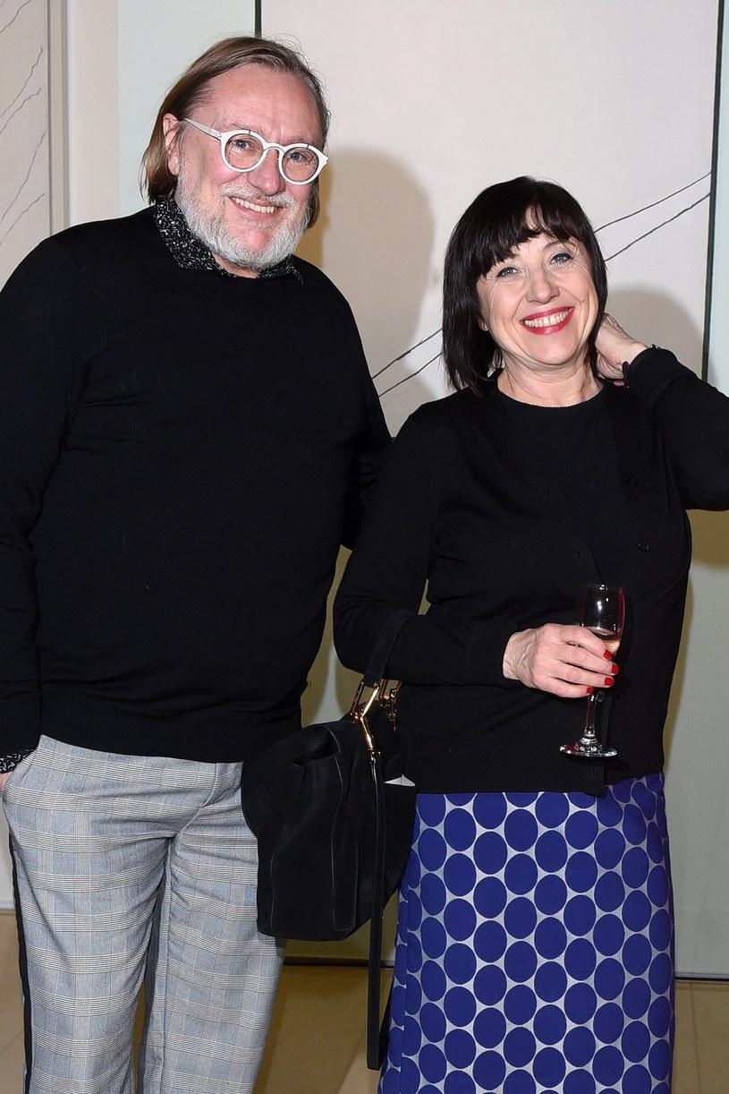 Hanna Śleszyńska i Jacek Brzosko nie są już razem /Andras Szilagyi /MWMedia