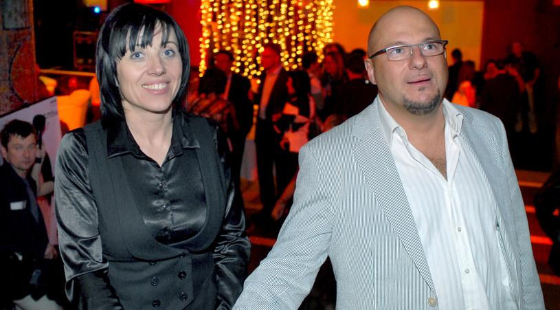 Hanna Śleszyńska i Piotr Gąsowski /Marek Ulatowski /MWMedia