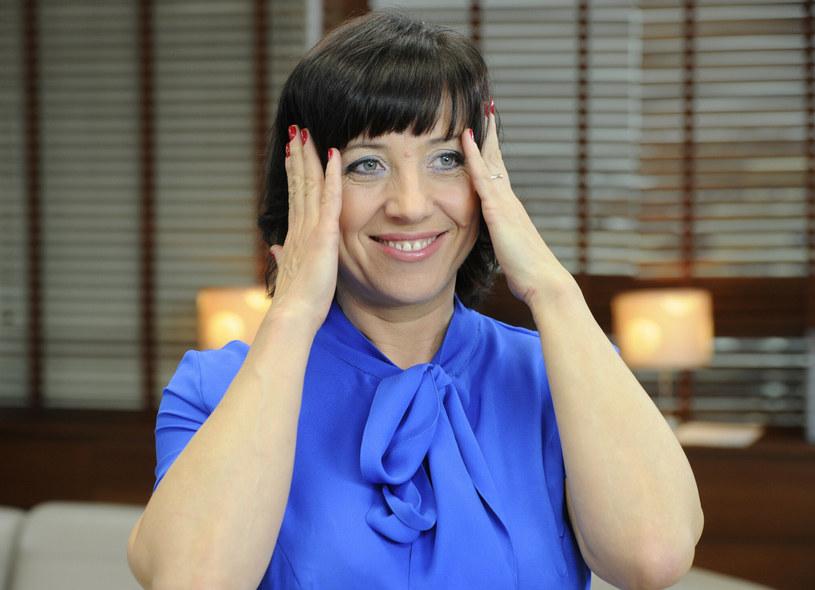 Hanna Śleszyńska znana jest głównie ze swoich komediowych ról /Piotr BLAWICKI/East News /East News
