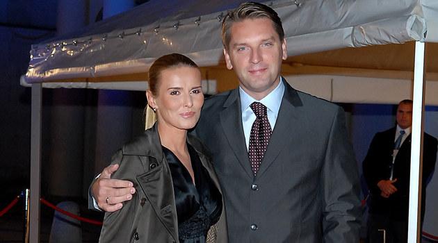 Hanna Smoktunowicz, Tomasz Lis /fot.Andrzej Szilagyi  /MWMedia
