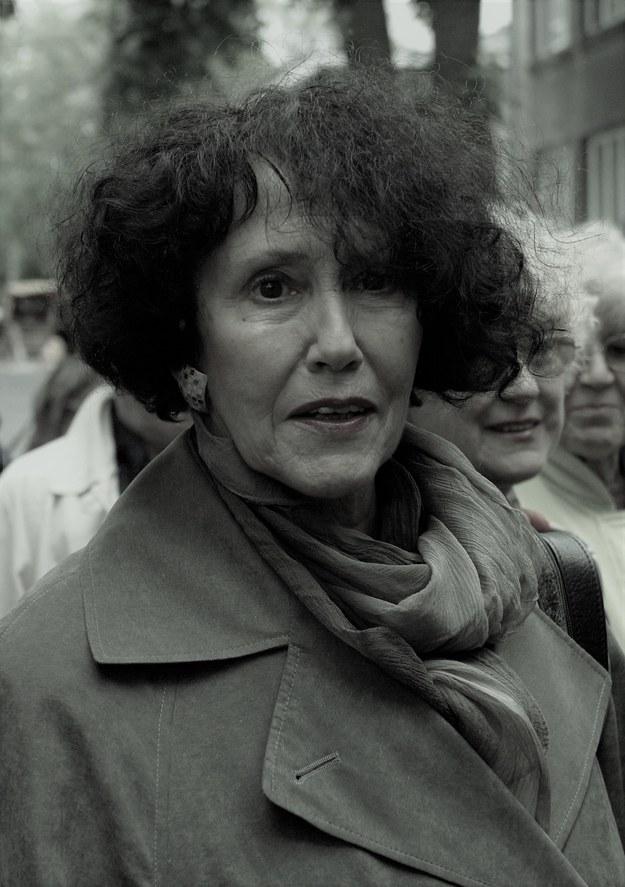 Hanna Stankówna / Tomasz Gzell    /PAP