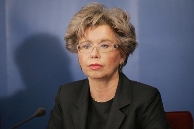 Hanna Trojanowska, pełnomocnik rządu ds. energetyki jądrowej. Fot. PIOTR KOWALCZYK /Agencja SE/East News