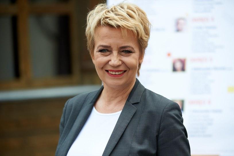 Hanna Zdanowska: Jeżeli mogę kandydować, to mogę objąć urząd prezydenta Łodzi /Łukasz Szeląg /Reporter