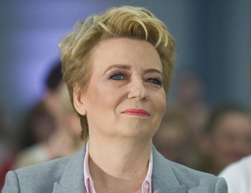 Hanna Zdanowska /ANDRZEJ ZBRANIECKI /East News