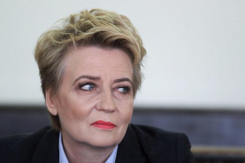 Hanna Zdanowska /Roman Zawistowski /PAP