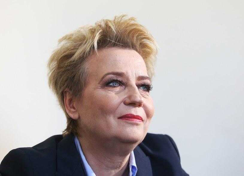 Hanna Zdanowska /Cezary Pecold /East News