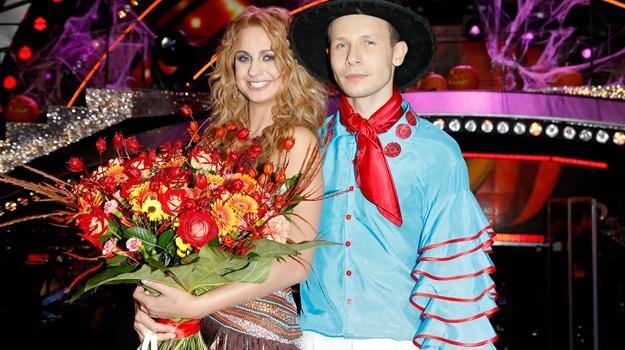 Hanna Żudziewicz i Mateusz Banasiuk odpadli w ćwierćfinałowym odcinku show / fot. Podlewski /AKPA