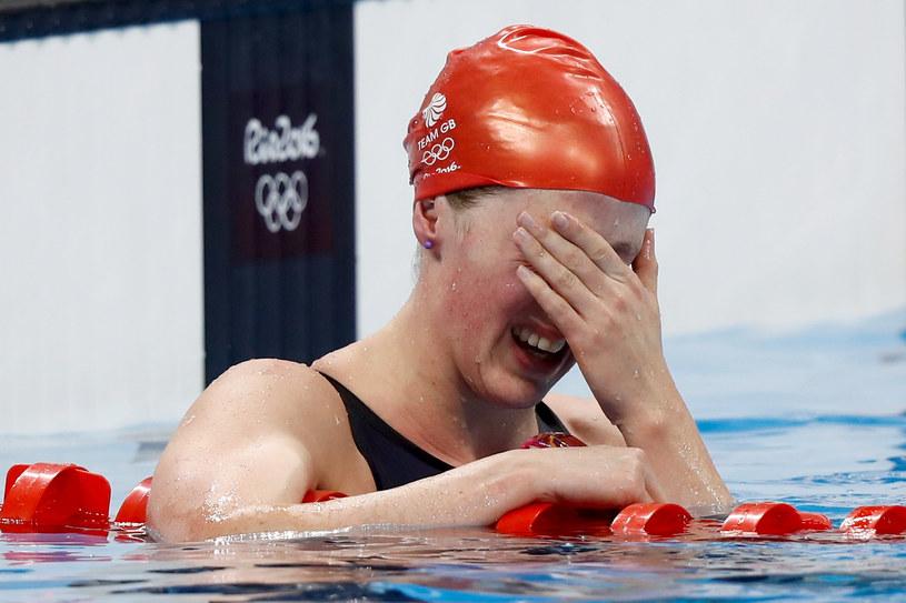 Hannah Miley była o włos od medalu w Rio /fot. Clive Rose /Getty Images