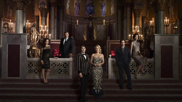 """Hannibal"", sezon 3. /AXN /materiały prasowe"
