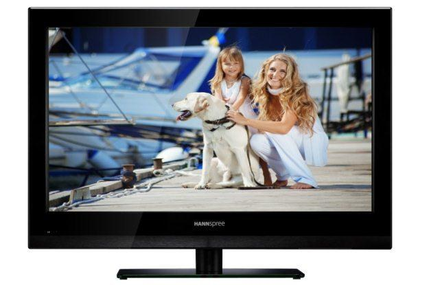 Hannspree i cztery nowe LCD TV - oto jednej z premierowych modeli /materiały prasowe