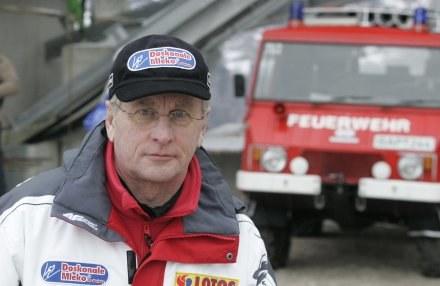 Hannu Lepistoe Fot. Jerzy Kleszcz /Agencja Przegląd Sportowy