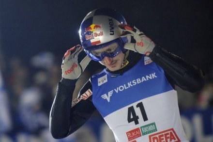 Hannu wierzy w powrót Małysza na szczyt /AFP