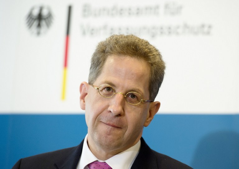 Hans-Georg Maassen /AFP