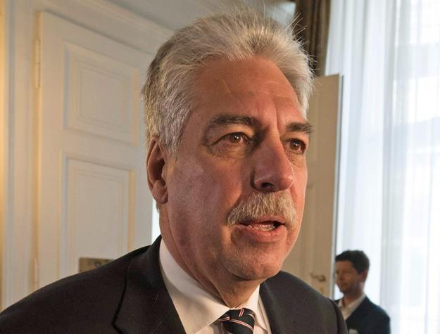 Hans Joerg Schelling, b. minister finansów Austrii /AFP